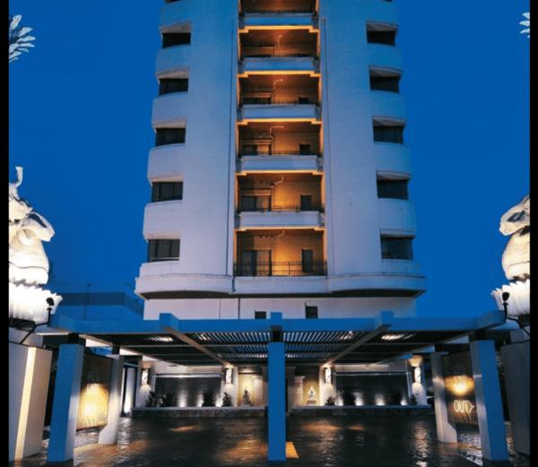 ホテルパームゲート