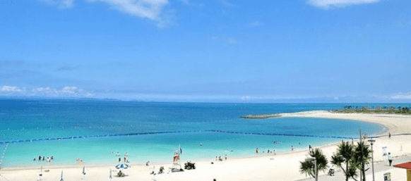 沖縄美らSUNビーチ観光