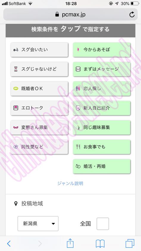 PCMAX新潟1